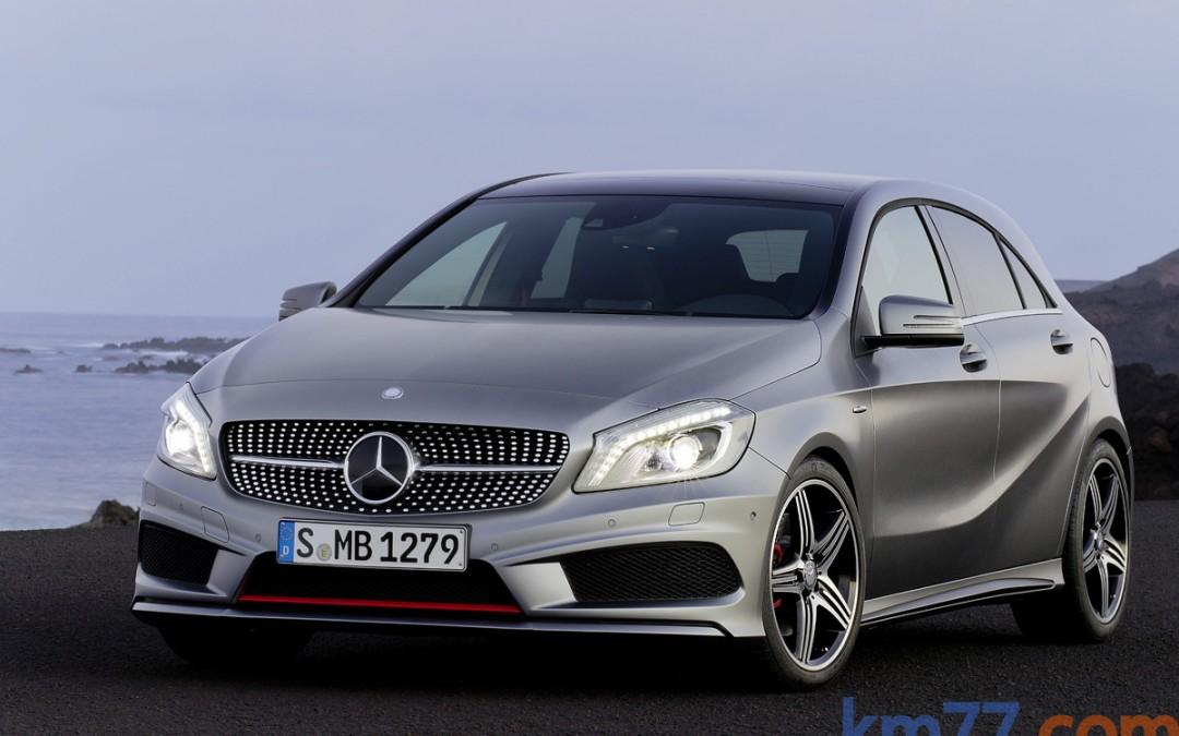 Todos los precios del nuevo Mercedes-Benz Clase A. Desde 25.500 Euros.