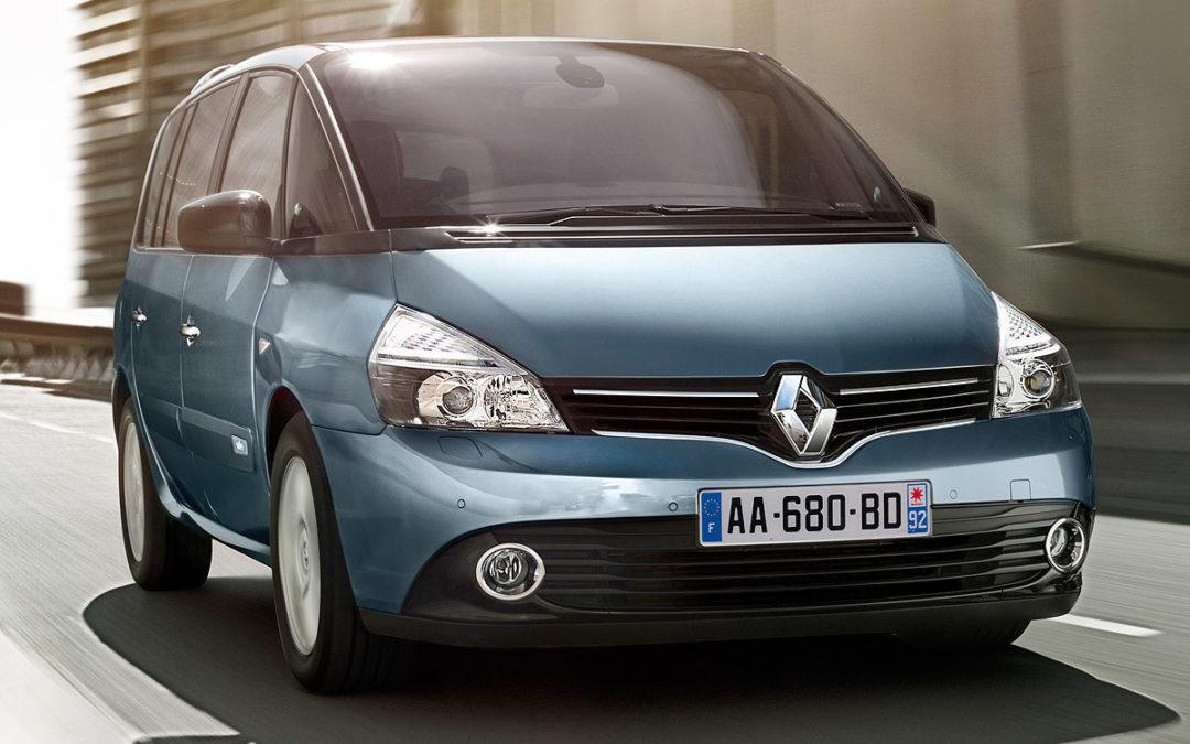 Así es el nuevo Renault Espace. Cambios de aspecto y menor consumo