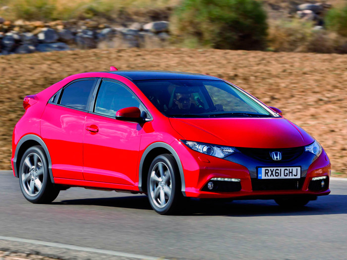 Prueba interesante (21): Honda Civic 2.2 i-DTEC