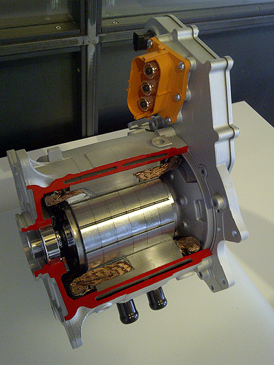 smart fortwo electric drive. Fotos técnicas