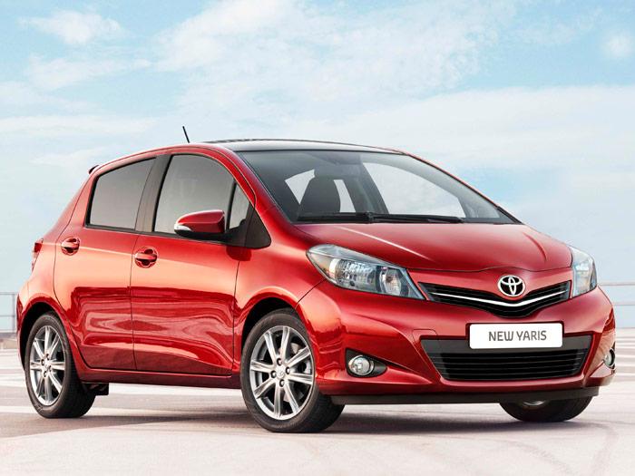 Prueba de consumo (91): Toyota Yaris 1.0 3 cilindros