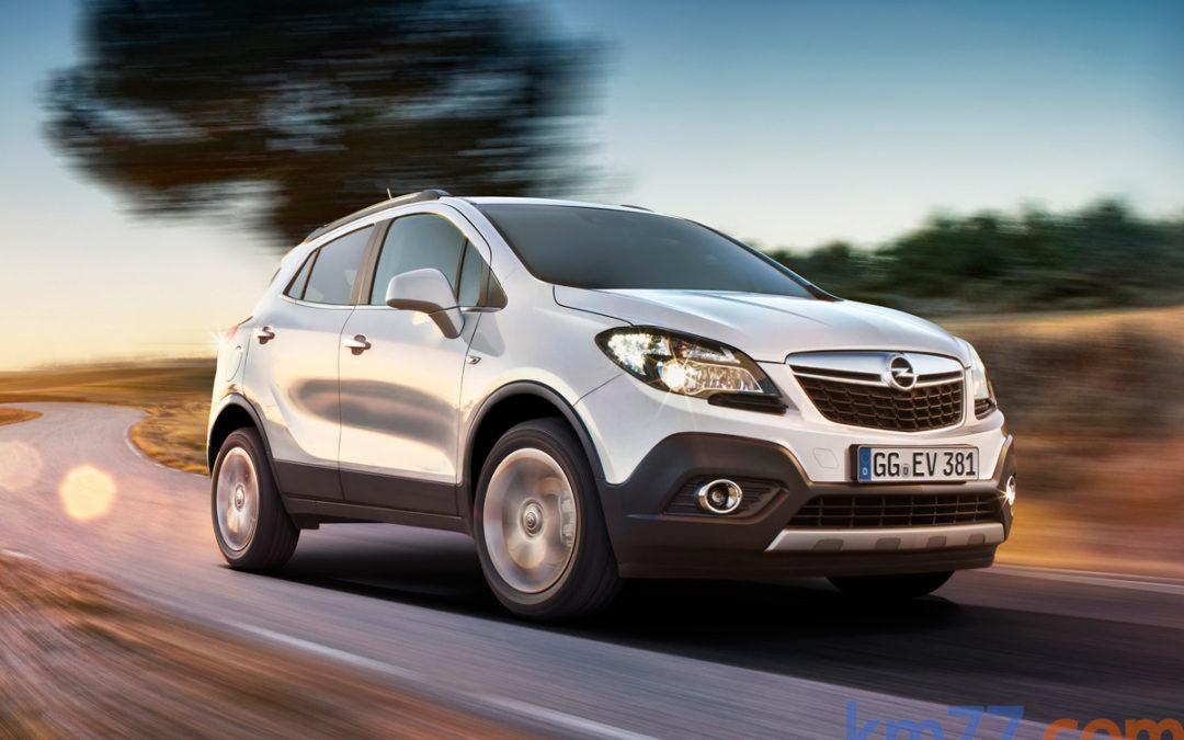 Nuevo Opel Mokka, desde 15.390 Euros. Todos los precios