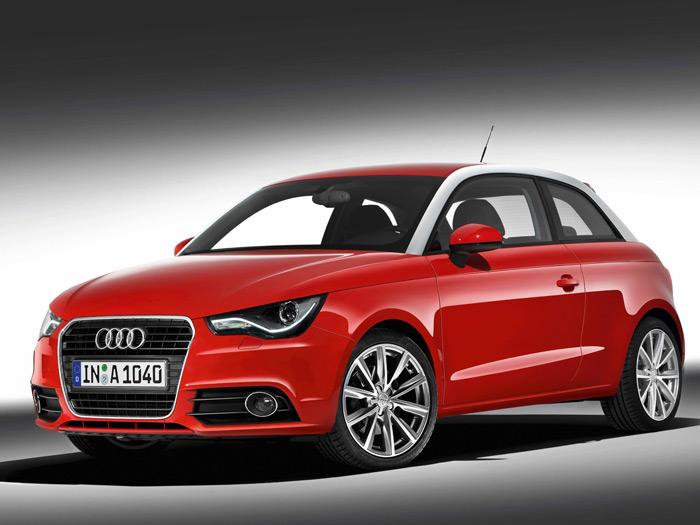 Prueba interesante (24): Audi A-1 2.0-TDI