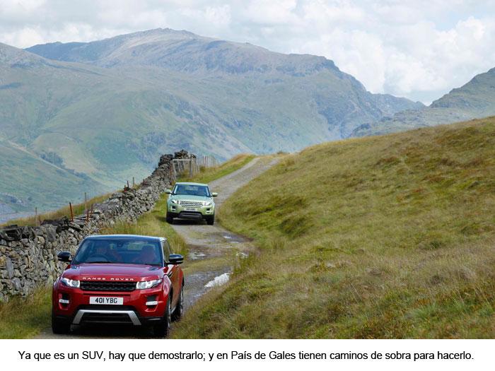 Prueba interesante (23): Range Rover Evoque Coupé Si-4 2.0-T