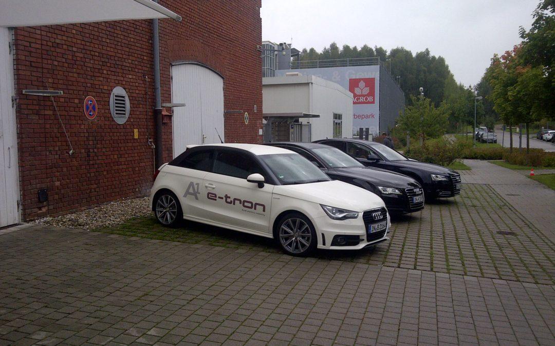 Audi. Laboratorio del futuro (II)