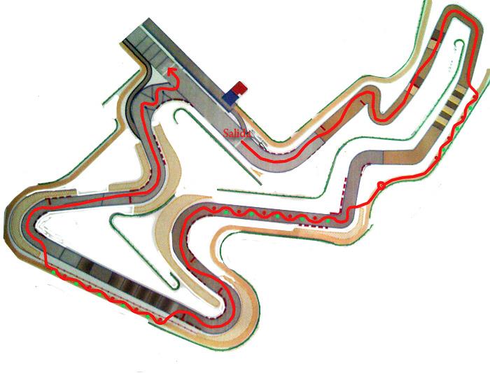 Slalom 2012. Comienza el contraataque (vídeo)