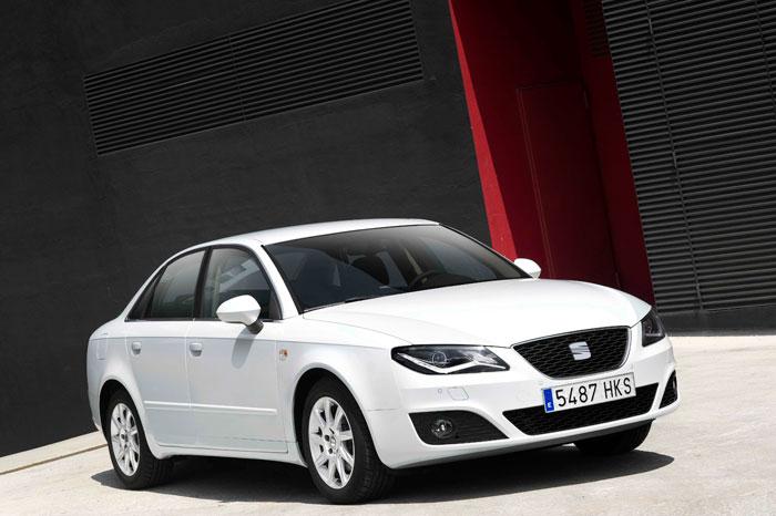 Prueba de consumo (97): Seat Exeo 2.0-TDi Ecomotive 120 CV
