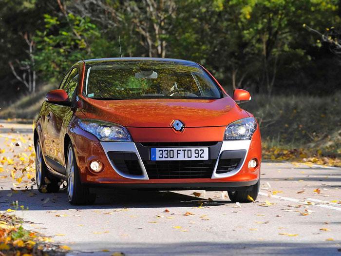 Prueba de consumo (96): Renault Mégane Coupé eco2 1.5 dCi-110 Energy