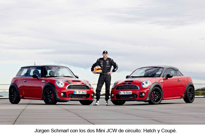 Prueba interesante (25): Mini Coupé Cooper-SD 2.0