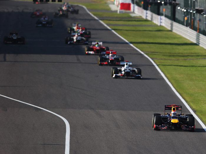 La innovación en la Fórmula 1