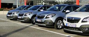 Opel Mokka. Presentación