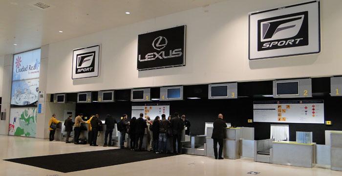 Gama Lexus F Sport. Con el LFA como gran protagonista.