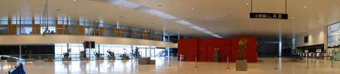 Presentación gama Lexus F Sport. Aeropuerto de Ciudad Real. Foto panorámica