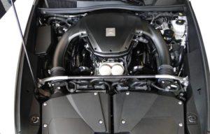 Lexus LFA. Motor