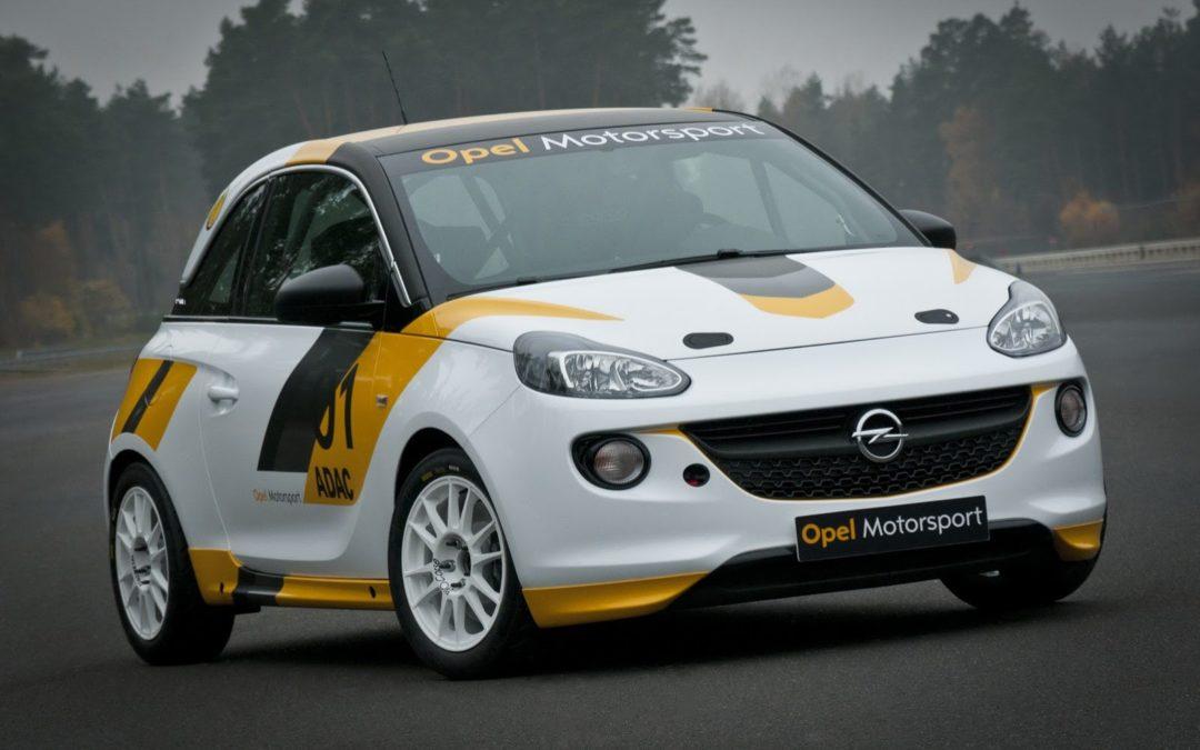 Que prefieres: Rally o circuito. Con Opel Motorsport, ¡Tú eliges!