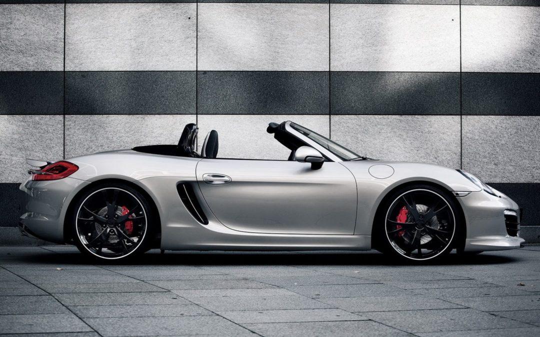 Porsche Boxster TechArt