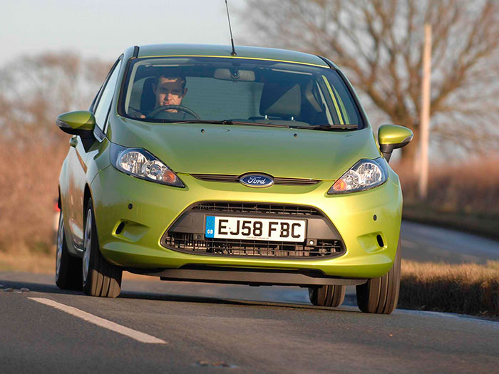 Prueba de consumo (100): Ford Fiesta ECOnetic 1.6-TDCi SOHC 8v