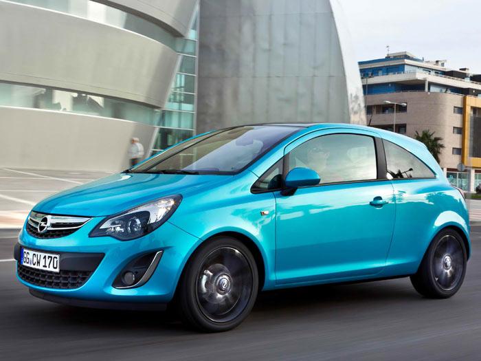 Prueba interesante (26): Opel Corsa 1.7-CDTi 130 CV