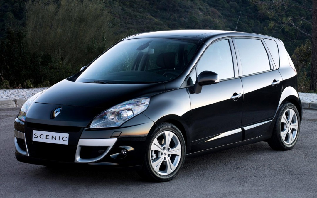 Nuevo motor 1.6 dCi de 130 CV para el Renault Scénic