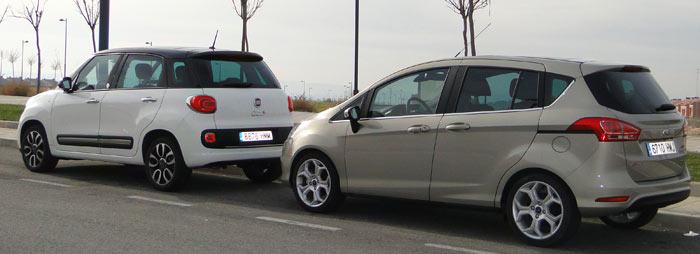 Fiat 500L / Ford B-MAX