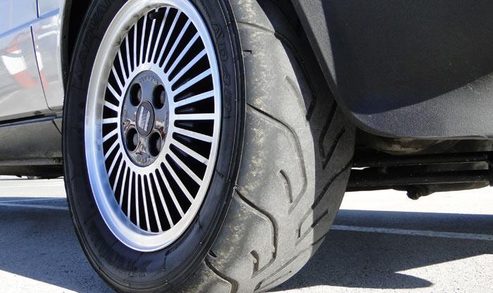 Neumáticos para carreras de regularidad