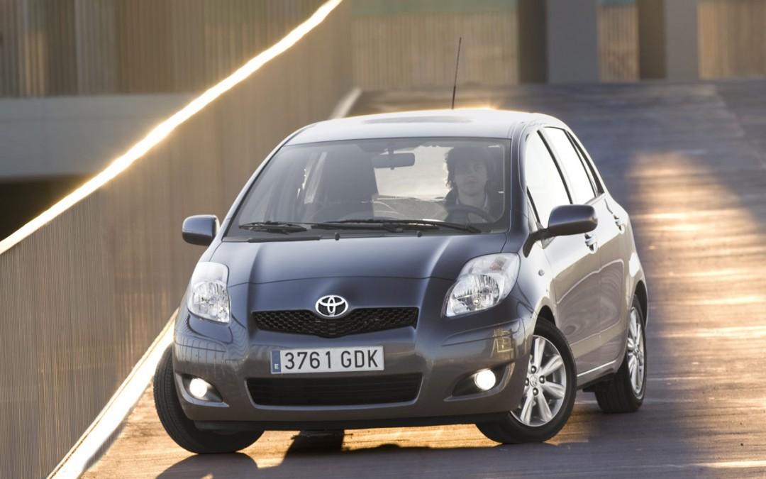 Nuevo Toyota Yaris ya a la venta desde 11.000 €.