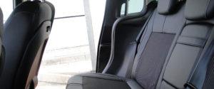 Ford B-MAX. Acceso a las plazas posteriores