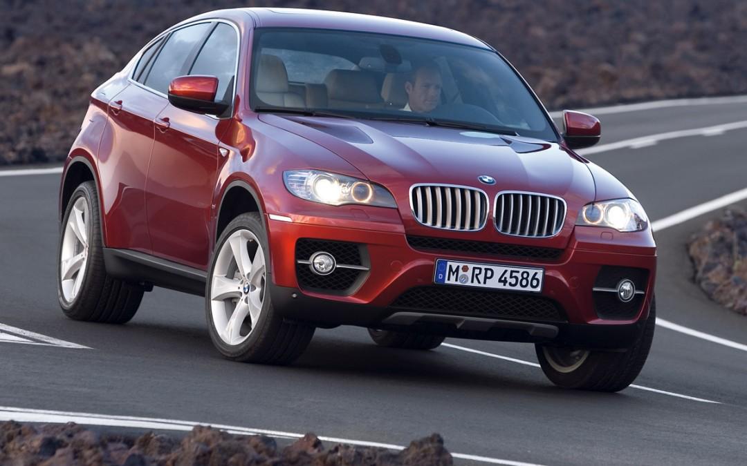 BMW X6. Ahora con cinco plazas.