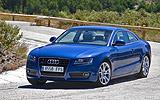 Audi A5: ahora con motor Diesel de 170 CV y cambio S Tronic de siete velocidades.