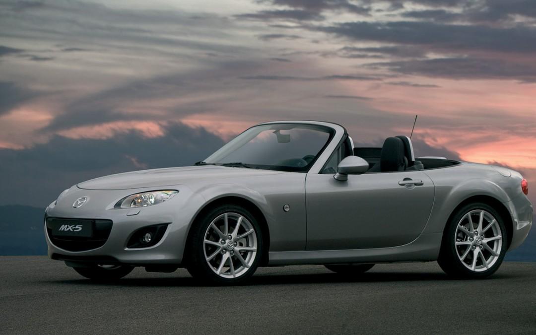 Nuevo Mazda MX-5 ya a la venta desde 23.400 €