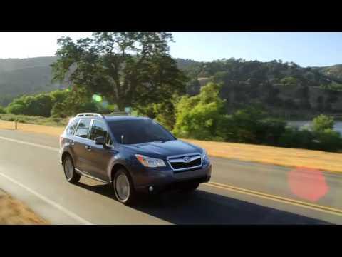 Fotos y vídeo del Nuevo Subaru Forester. Salón de los Ángeles