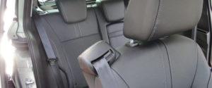 Ford B-MAX. Anclaje cinturón de seguridad delantero