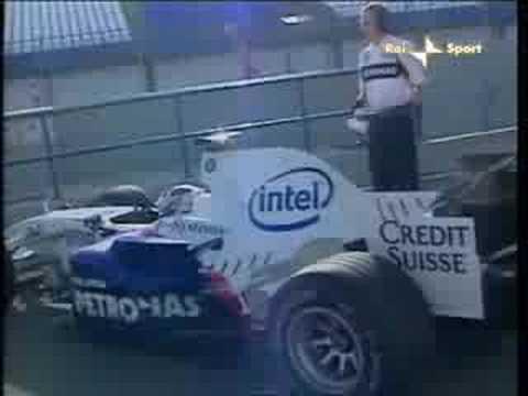 Fórmula 1. Vídeo del nuevo incidente con el «KERS».