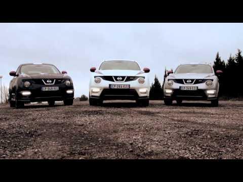 Cambios en la gama Nissan Juke