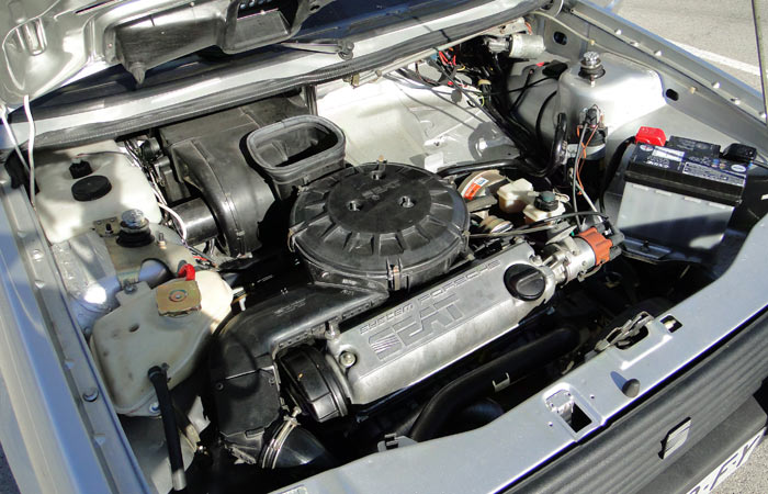 Motor «System Porsche»