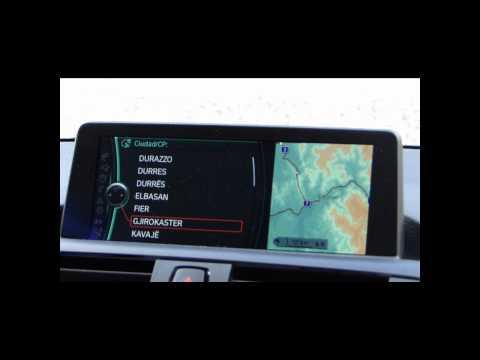 BMW Serie 1 2012. Vídeo «Navegación Professional»