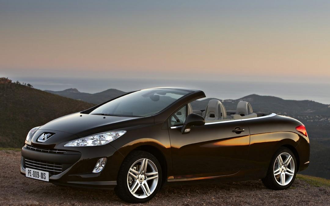 Nuevos motores THP 200 y HDI 163 para el Peugeot 308 CC