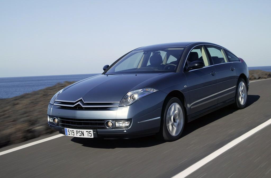 Citroën C6 2011: ahora sólo con un motor Diesel.