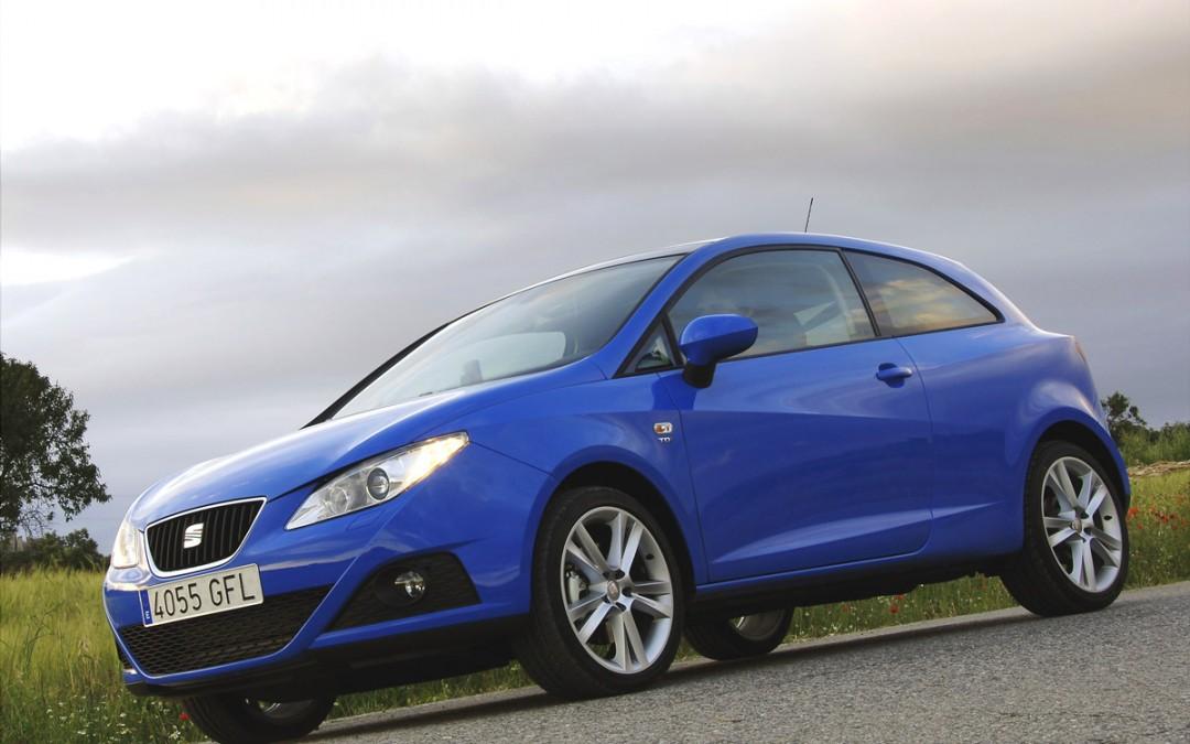 SEAT Ibiza. Nuevos motores 1.2 TDI y 1.2 TSI.