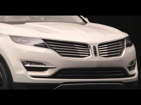 Prototipo Lincoln MKC Concept. Salón de Detroit 2013.