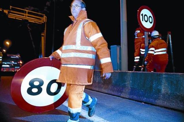 El límite de velocidad en las carreteras convencionales se rebajará con la entrada del nuevo Código de Circulación