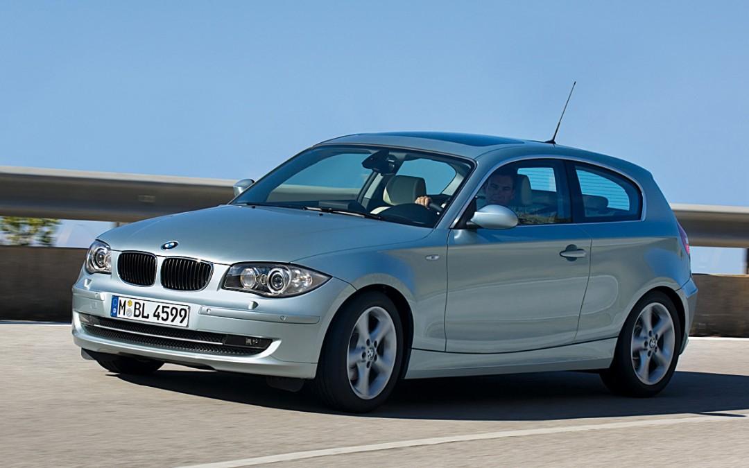 Nuevas versiones de acceso para el BMW Serie 1 (116i y 116d).