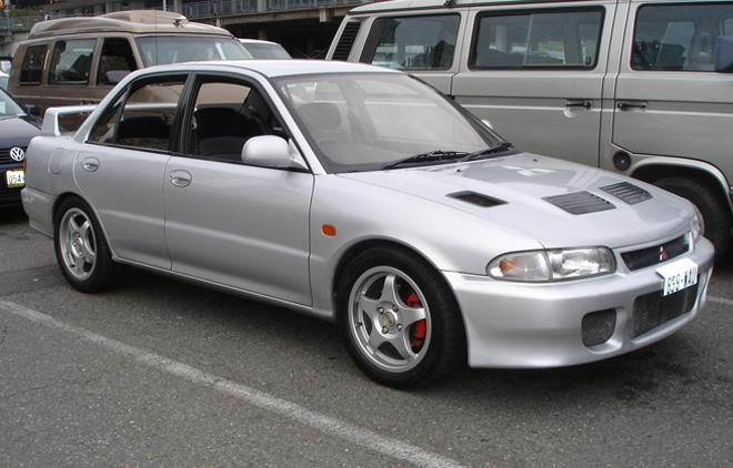 Mitsubishi pone fin a la comercialización de la gama Lancer.