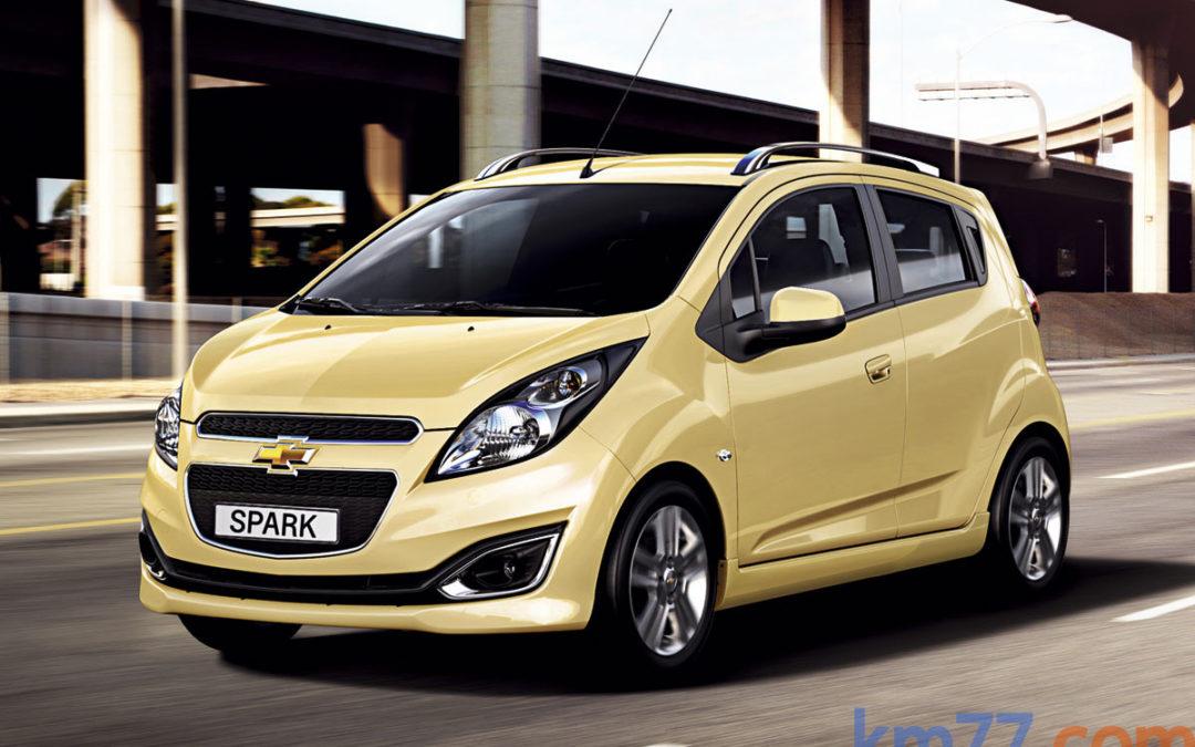 Nuevo Chevrolet Spark