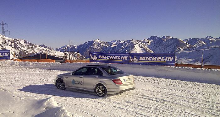 Neumáticos de invierno. Michelin Pilot Alpin y Latitud Alpin