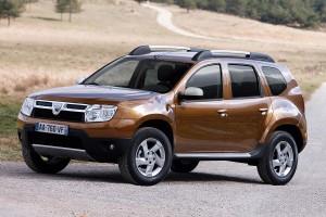 Duster, el todoterreno de Dacia. Nuevo motor Diesel de 90 CV