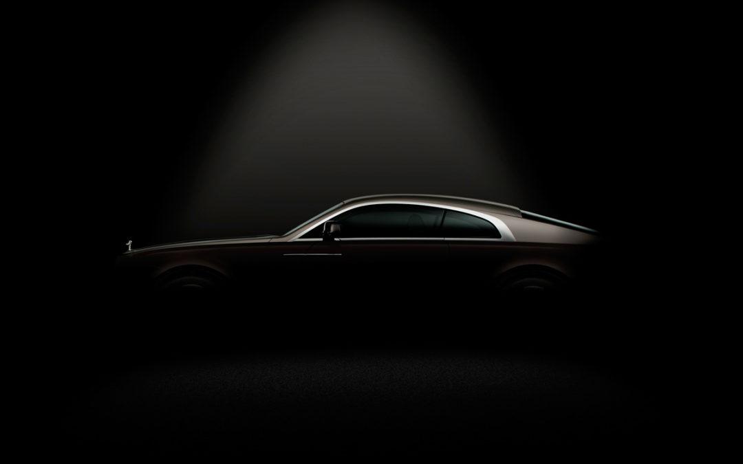 El nuevo Rolls Royce Wraith será presentado en el Salón de Ginebra 2013 (Actualización)