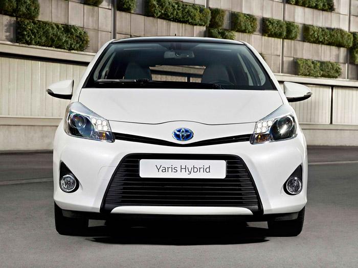 Prueba de consumo híbrido (108): Toyota Yaris Hybrid