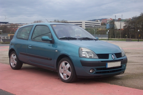 Renault Clio 2 1.5 dCi 80cv: consumos reales (parte 2)