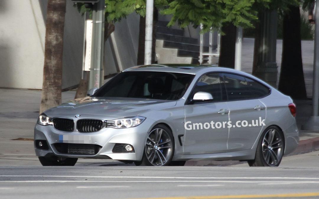 Filtradas las primeras imágenes ¿oficiales? del nuevo BMW Serie 3 GT